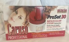 Caruso ProSet 30 Rollers 5 Sizes Professional Molecular Steam Hairsetter Pagent