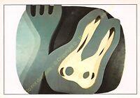 CP ART TABLEAU JEAN ARP Fourchette et plastron