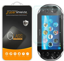 2X Supershieldz Sony PlayStation Vita 1000 Tempered Glass Screen Protector Saver