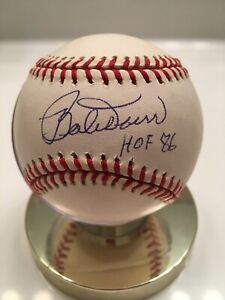 Bobby Doerr Signed Autographed Official MLB Baseball  w/ HOF 86 Inscription