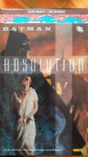 BATMAN  -  ABSOLUTION  /  EDITION ORIGINALE /  ABRACADABULLE