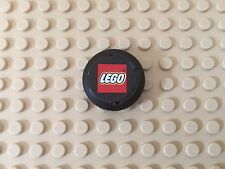 LEGO® Sports Hockey Puck with Sticker #bb116pb01 3542 3544 3535 3540 3543 3541