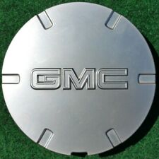 Factory OEM GMC TERRAIN Center Cap SILVER Hub Rim Wheel Genuine GM 5566 9597571