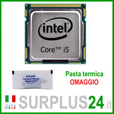 CPU INTEL Core i5-650 SLBLK 3.20GHz 4M Cache Socket LGA 1156 Processore i5