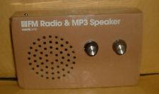 SuckUK radio FM e MP3 Altoparlante Nuovo di zecca in scatola