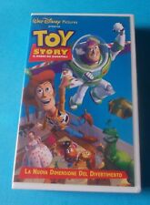 TOY STORY IL MONDO DEI GIOCATTOLI (VHS)