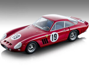 FERRARI 330 LMB #19 SEBRING 12H 1963 LTD 110 PCS 1/18 MODEL TECNOMODEL TM18-90C