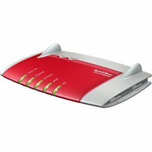 Fritz!Box 7390 International VDSL DSL Router Gigabit WLAN 2,4 & 5GHz ISDN DECT