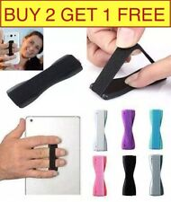 Universal Finger Grip Selfie Strap Sling Phone Holder For iPhone Galaxy Tablets