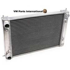 VW GOLF MK2 1.6 16v 1.8 16v GTI High Performance Aluminium Radiator 80>92 Wit...