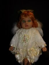 """SEYMOUR MANN  MY SPECIAL ANGEL-VINYL-12"""" IN SIT POSITION-RED HAIR/GREEN EYES"""