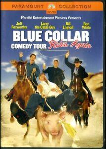 Blue Collar Comedy Tour Rides Again - DVD - Region 1