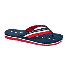 Tommy Hilfiger FW02370 403  Chanclas  Mujer  Azul 43280