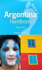 Footprint Argentina Handbook: The Travel Guide, Charlie Nurse, Used; Very Good B