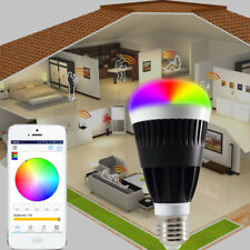 Smart light bulbs wifi 7W RGB Multi Color Dimmable Light