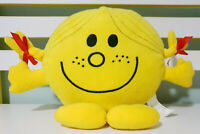Mr Men Little Miss Sunshine Plush Toy Children's Character Toy 24cm Tall!