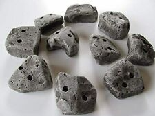 25 Large Kids Screw On Rock Climbing Holds. Made in The U.S.A from Recycled Mate