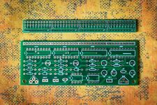 2pcs PCB ONLY FOR 80 LED stereo VU METER SGVU-L