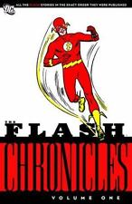 The Flash Chronicles, Vol. 1-ExLibrary