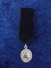 Deutsches Verwundeten Abzeichen Silber Miniatur Orden 57er 15mm