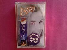 Rare K 7 / Cassette / Anne – Que Fera La Belle   / S