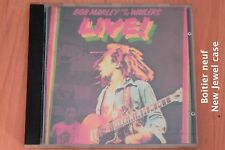 Bob Marley & the Wailers Live - Trenchtown rock - No Woman, no cry - CD