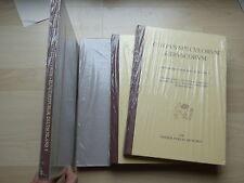 4 Bde. Corpus Speculorum Etruscorum. Bundesrepublik Deutschland 1, 2, 3, 4