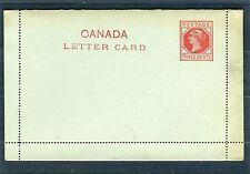 Kanada Ganzsache (ungebraucht) Three Cents - b1806