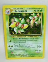 Rare Holo Pokemon Card Bellossom  3/111 1995-2000 Nintendo