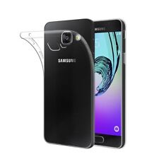 Samsung Galaxy A5 (2017) TPU Case Transparent Crystal Clear Soft Flexible Cover