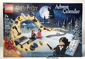 New Lego Harry Potter aadvent Calendar 335 pcs Wizarding World 75981 Ages 7+ NIB