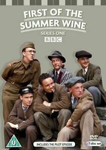 First Of The Summer Wine: Complete 1st Series Dvd Brand New & Factory Sealed