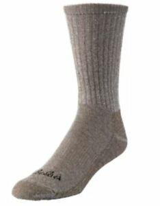 MENS CABELA'S MID-CALF MERINO WOOL THERMAL SOCKS FITS SHOES 10-13 3 pair