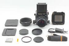 [ N.Mint -] Mamiya RZ67 Pro II + Z 110mm F/2.8 Lens 120 Film Back II Japan # 485