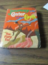1968 Big Little Book - Journey to the Center of the Earth - The Fiery Foe