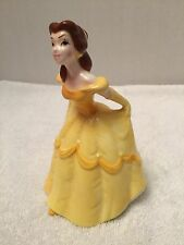 Disney Japan Belle Porcelain Figurine Beauty and the Beast Movie Fairytale