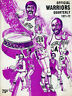 1971-72 NBA CHICAGO BULLS vs. GOLDEN STATE WARRIORS GAME PROGRAM (UNSCORED) NM