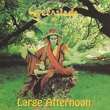 GREENSLADE - LARGE AFTERNOON  CD NEW+