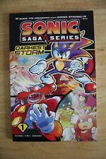 Sonic Saga Series 1: Darkest Storm Paperback (Hospiscare)