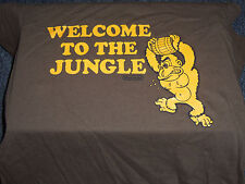 Donkey Kong Welcome To The Jungle T Shirt Small NEW