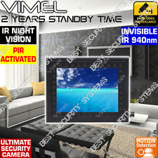 Home Security Video Camera Night Vision Motion Activated Wireless No SPY hidden