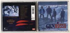 Cd GEN ROSSO Omonimo Same PERFETTO 1995 Xian prog Musica cristiana