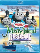 Thomas  Friends: Misty Island Rescue (Blu-ray/DVD, 2011, 2-Disc Set, Canadian)