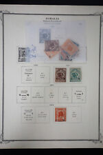 Somalia 1903 to 1970s Stamp Collection