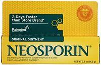 2 Pack - Neosporin Original First Aid Antibiotic Ointment 0.5oz Each