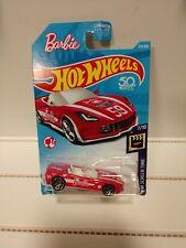 Hot Wheels Barbie 2014 Corvette Stingray