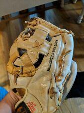 Vnt Louisville Slugger Leather Glove Hillerich & Bradsby LSG76 RHT SUPER SLUGGER