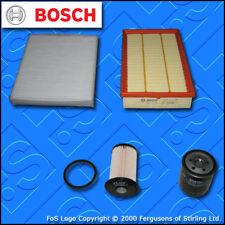 KIT Di Servizio Per FORD FOCUS C-MAX 1.8 TDCi OLIO ARIA CARBURANTE CABIN Filtri (2005-2007)