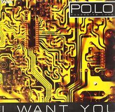 PO-LO (POSSESSIVE LOVE) - I Want You - DWA (Dance World Attack) - 1995 - Italy