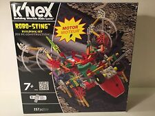K'NEX Collect and Build K NEX Robo-Sting Building Set 13244 Educational Toys NEW